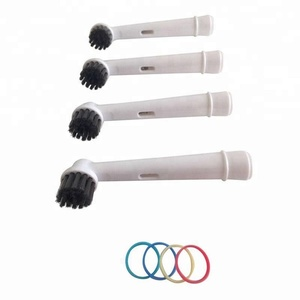 Charcoal Oral B compatible toothbrush