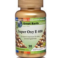 Great Earth Super Oxy-E-400 Extra Stark 90tab
