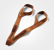 Better Bodies 1,5 Inch. Leather Strap