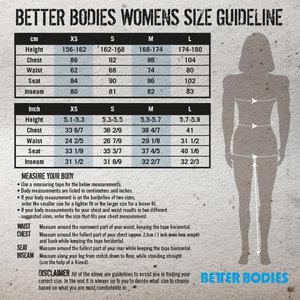 Better Bodies Rib Seamless Leggings