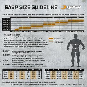 Gasp 3045 Tank