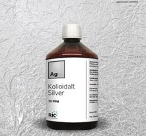 Kolloidalt Silver – 500ml / 10ppm