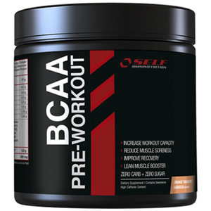 Self BCAA Pre-Workout 350g