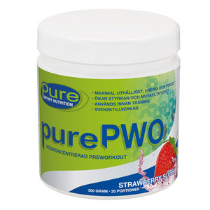 Pure Nutrition Pure PWO 300g