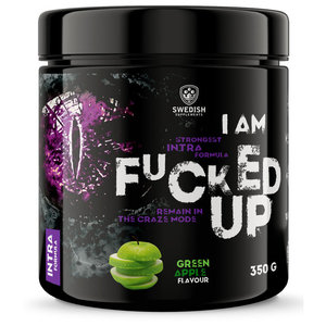 Swedish Supplements Fucked Up Intra