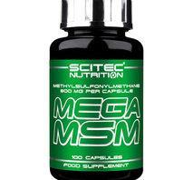 Scitec Mega MSM 100 caps