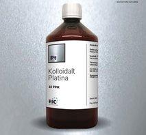 Kolloidalt Platina – 500ml / 10ppm