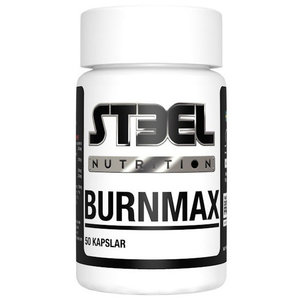 Steel Burn Max 50 caps