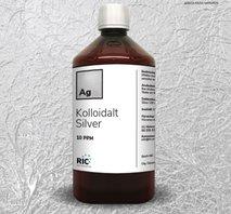 Kolloidalt Silver – 1 liter / 10ppm