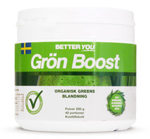 Better You Grön Boost 200g