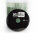 CD med trykk bulkpack