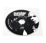 CD mit dem Druck in dem Kunststoffbeutel