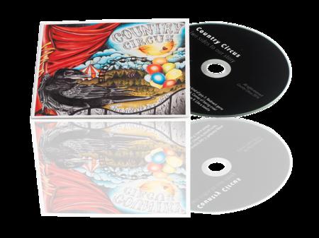 CD painatuksella Pahvitaskussa