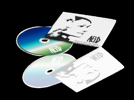 CD in Cardboard pocket