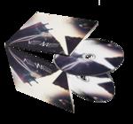 CD med trykk i papplomme