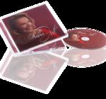 CD med trykk i jewelcase - fra 50 eks