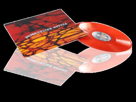 Painetaan Vinyl 12 tum Standard kirjekuori 4 väri painatus