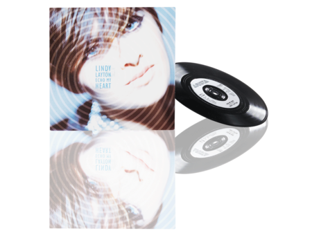 Presset Vinyl 7 tum Standard konvolutt i 4 fargetrykk