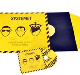 Presset Vinyl med trykk Combo (vinyl + CD) 12 tum Standard konvolutt  - fra 100eks