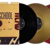 Color split Vinyl pressing
