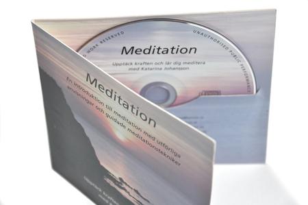 DVD med trykk i 4-sidig Digifile