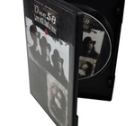 CD with print in DVD Box (14 mm spine) with printed insert