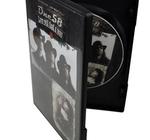 CD med trykk i DVD Box (14 mm ryggrad) med trykt innlegg