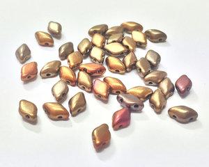 Gemduo, Crystal Golden Rainbow. 40 st.