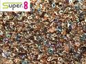 Super8®, Crystal Copper Rainbow, 00030/98533. 5 gram