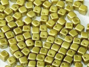 CrissCross Cube, Pastel Lime, 25021. 30-pack.