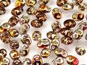 Superduo®, Black Diamond Sliperit, 40020/29500. 10 gram per påse.