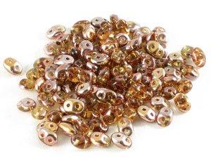 Superduo Topaz Capri Gold, 10 gram