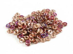 O-bead, Crystal Sliperit. 5 gram