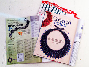 Bead and Button, december 2013