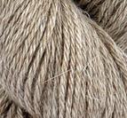 Llama Silk Mörk Linbeige