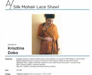 Silk Mohair Collection