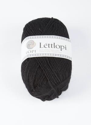 Léttlopi - Black