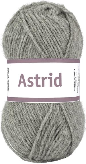 Astrid - Heather light grey