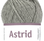 Astrid - Heather light grey