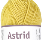 Astrid - Canary yellow