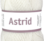 Astrid - Winter white