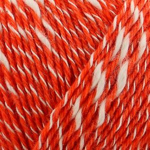 Wool cotton candy - Grapefruit