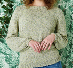 Klassisk sweater - Viola by Permin