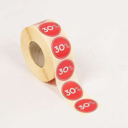 ETIKETTER - Rea 30% / 3-pack