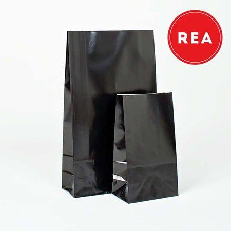 PRESENTPÅSE/Rea - SVART - L