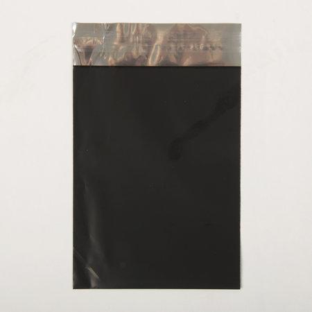 Foliepåse - Matt/Svart XS