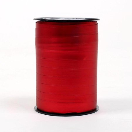 Matt metallic - Röd