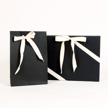 Bomullsband - Naturfärgat 3-pack