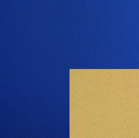 PRESENTPAPPER - Marin/Guld 57cm