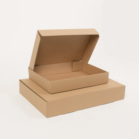 KARTONG - miniwell brun 48